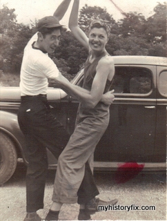 Dancing with the car