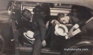 """""""Dead"""" gangsters 1936"""