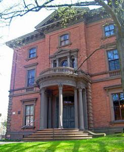 Lippitt House Exterior