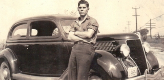 Car-posing 1936 John