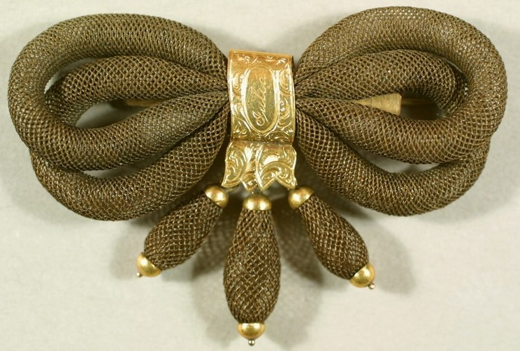 jewelry - hair brooch