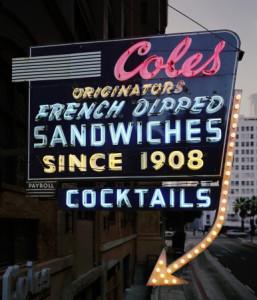 Cole's LA