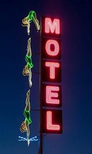 Diver neon sign