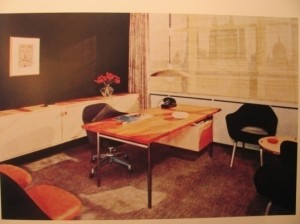 Hans Knoll's Office