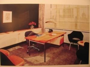 Hans Knoll's Office