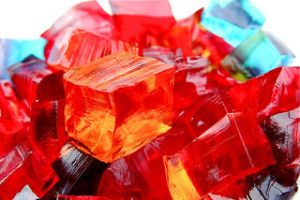 Jell-O Cubes