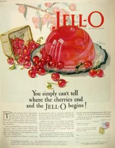 Jell-O Ad by Giro