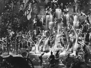 By A Waterfall, Footlight Parade, 1933