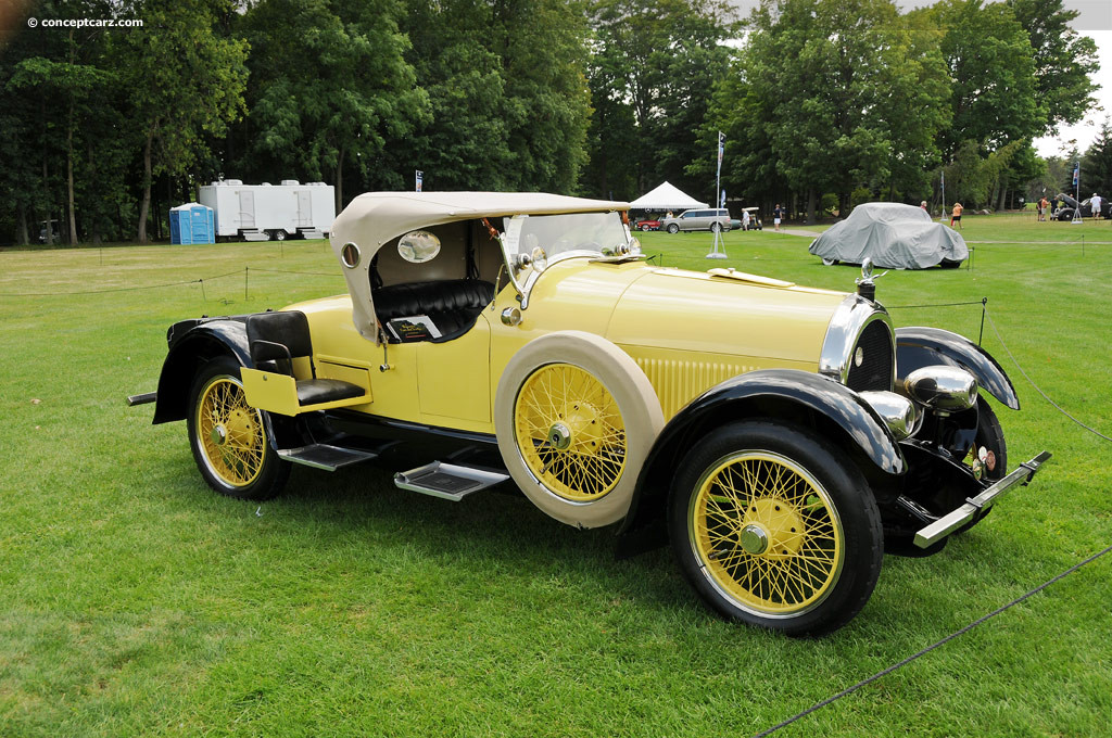 1923 Kissel Gold Bug Speedster