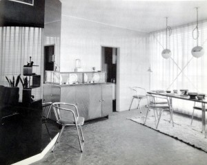 House of Tomorrow Dining Room 1933