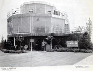 House of Tomorrow exterior