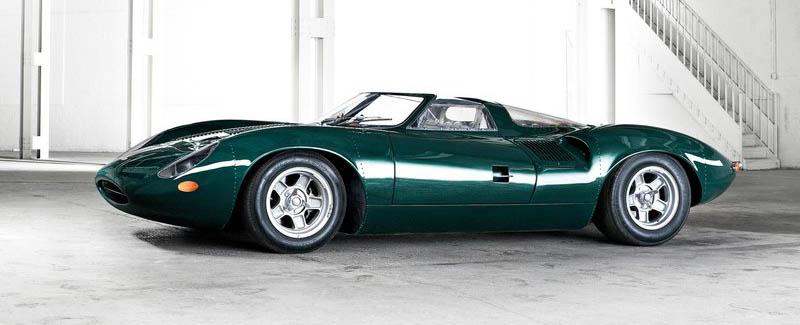 1966 Jaguar never produced