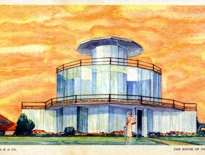 House of Tomorrow color rendering
