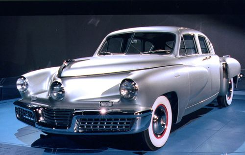 1948 Tucker automobile