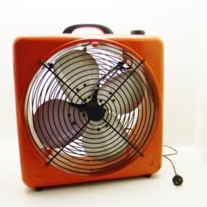 vintage box fan