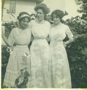 1912 Summer Fashion
