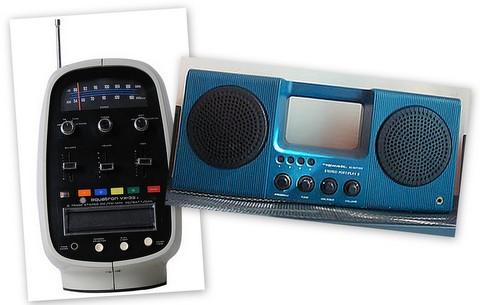 8 Track radios