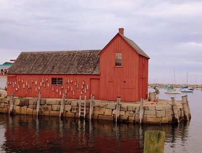ROCKPORT, MA: SUMMER SUNDAY ROAD TRIP