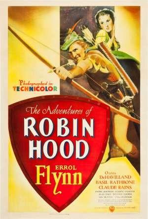 Robin Hood starring Errol Flynn & Olivia DeHaviland