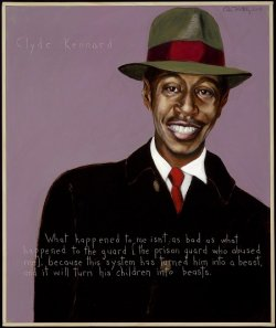 Clyde Kennard portrait
