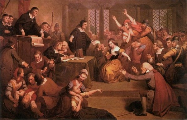 mass hysteria in the salem witchcraft trials 2007-1-26  the salem witch trials page contains information and court transcripts dealing with  salem witchcraft:  hysteria is known to.