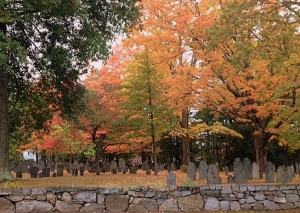 South Burying Place, Concord, MA