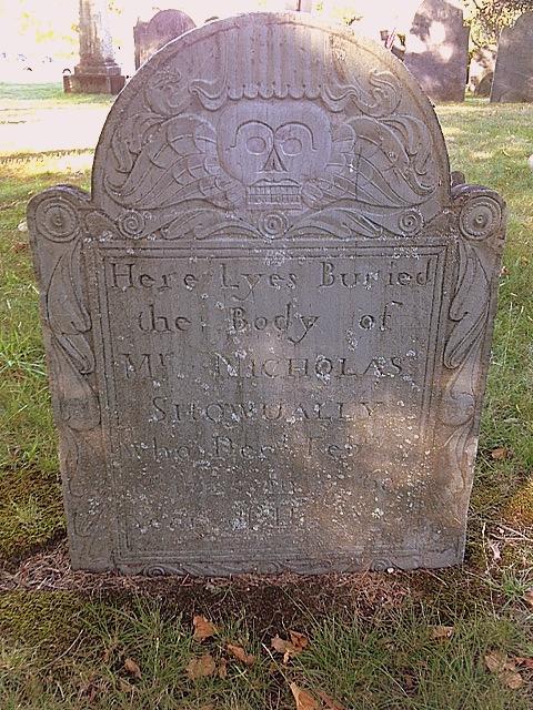 Angel of Death marker
