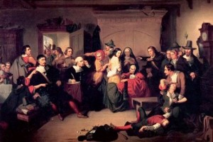 Examination of a Witch