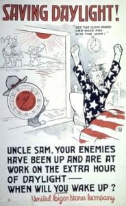 vintage war dst poster
