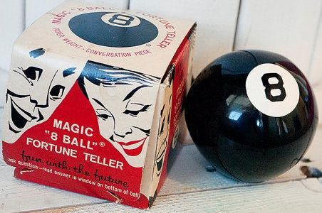 Magic 8 Ball, vintage
