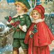 CHRISTMAS CARDS: HOLIDAY ART