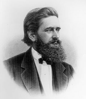 Louis Prang portrait