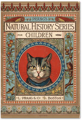 Prang's Natural History Series Children cover