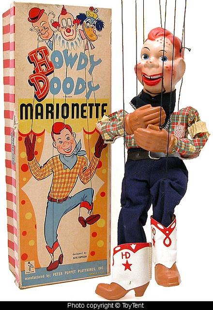Howdy Doody toy