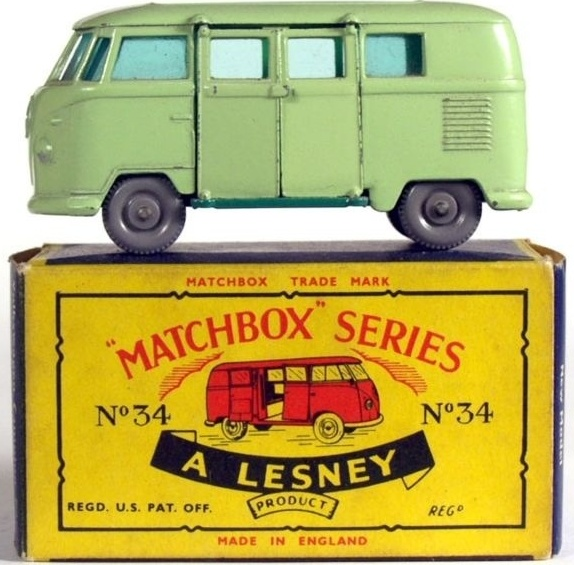 Vintage Matchbox car