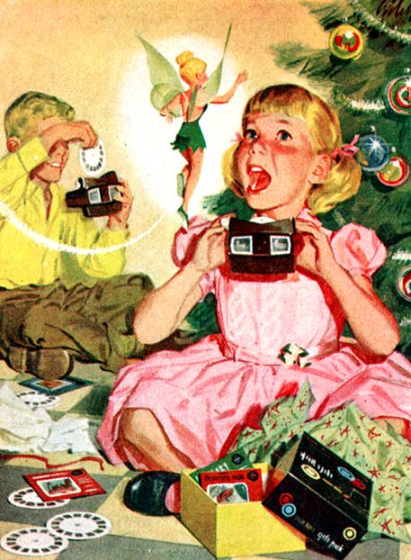 Retro Christmas Toy : Vintage toys those ghosts of christmas past my history fix