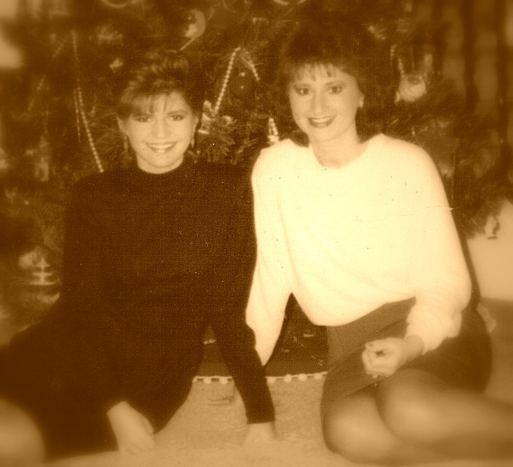 Me and my Linda...back in the day!