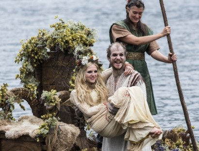 Floki & Helga's wedding