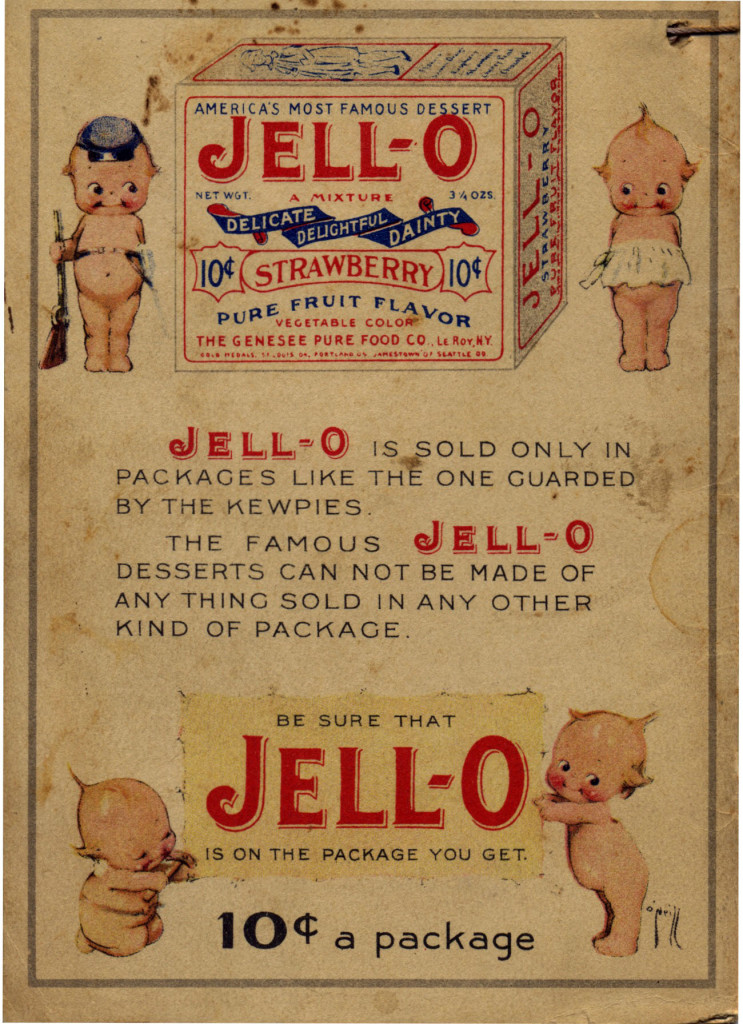 jello kewpies