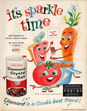 salt sparkle time