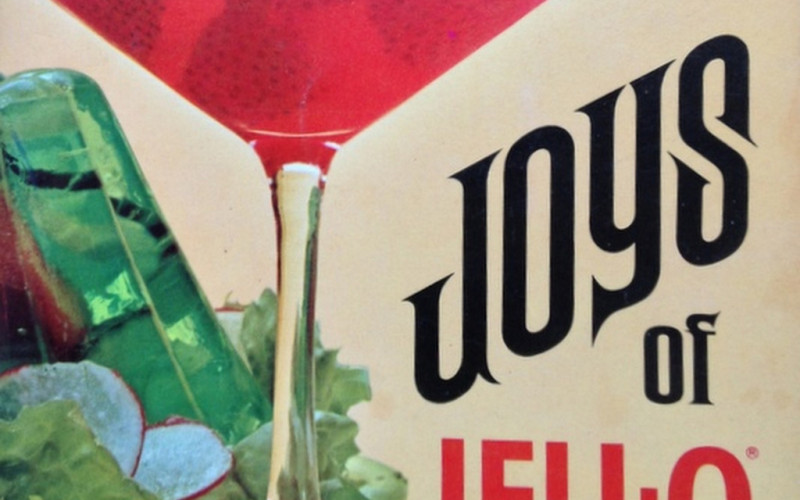 3 AMAZING VINTAGE GREEN JELL-O DISHES