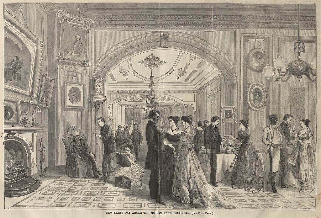 New Years Eve Victorian