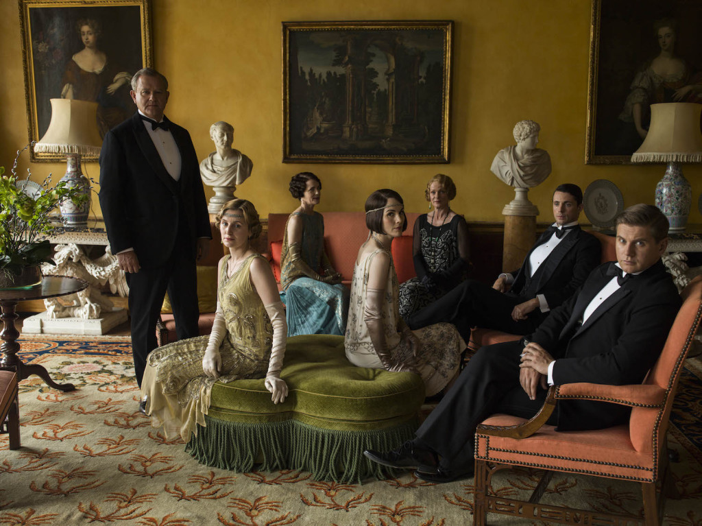 Downton cast