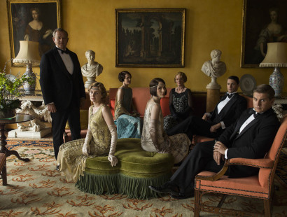 FAREWELL, DOWNTON ABBEY