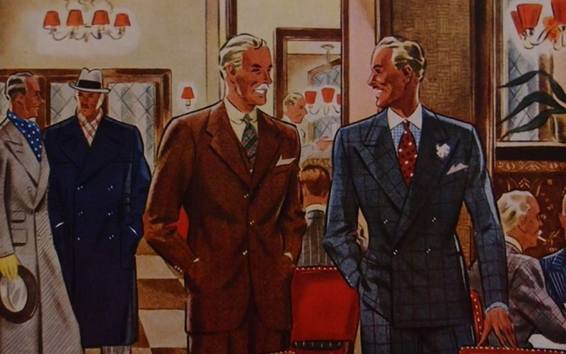 MEN'S SUITS 1600-1989: AN EVOLUTION