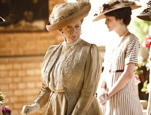 Downton Dowager Countess