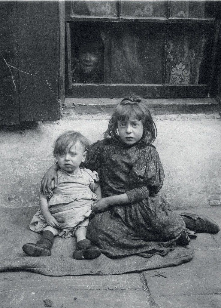 Victorian working class children
