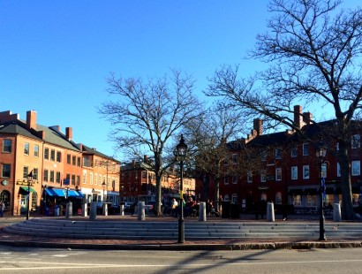 Market Square, Newburyport MA