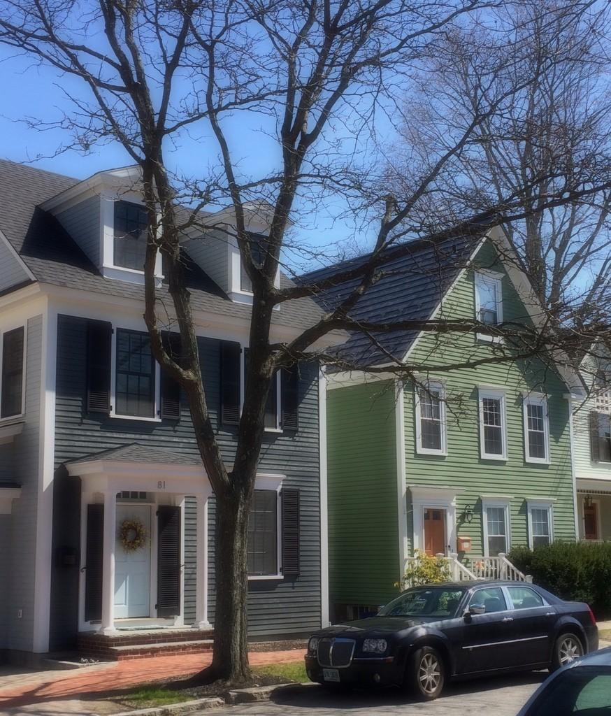 houses, Newburyport MA