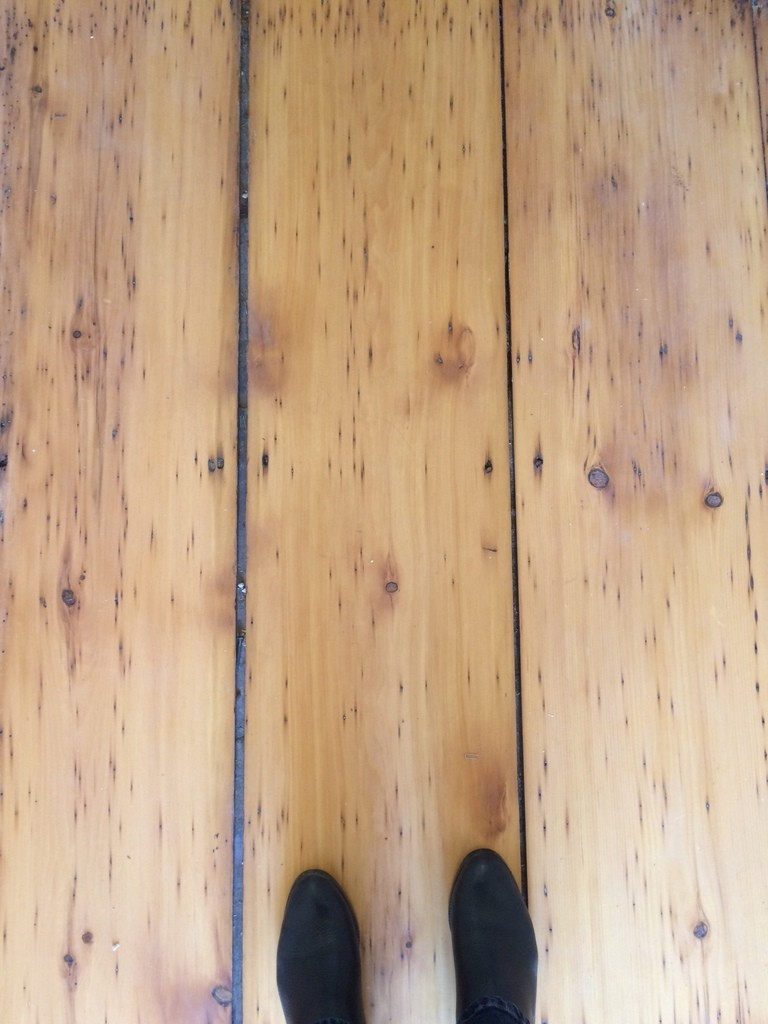 beautiful floor, Newburyport MA